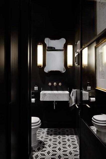 28 - Small black bathroom floor cabinet ideas ...