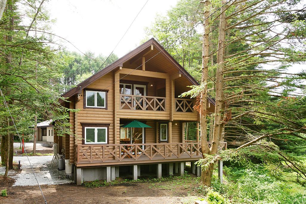 บ้านไม้2ชั้น สไตล์ญี่ปุ่น Japanese House