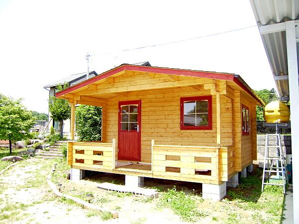 แบบบ้านโมบายโฮม บ้านไม้หลังเล็กๆ จากญี่ปุ่น