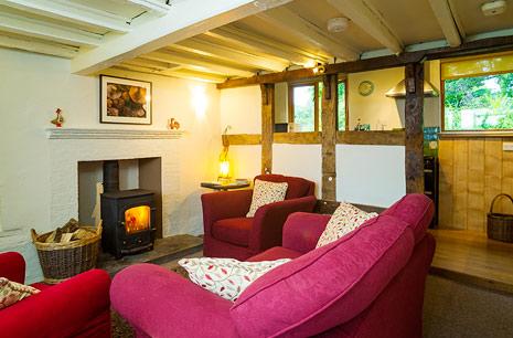บ้านตกแต่งสวยงามในสไตล์อิงลิช คอตเทจ (English Cottage)