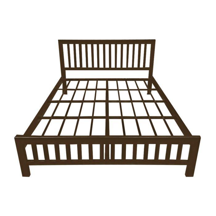 เตียงไม้ กับ เตียงเหล็ก จะเลือกแบบไหนดี?