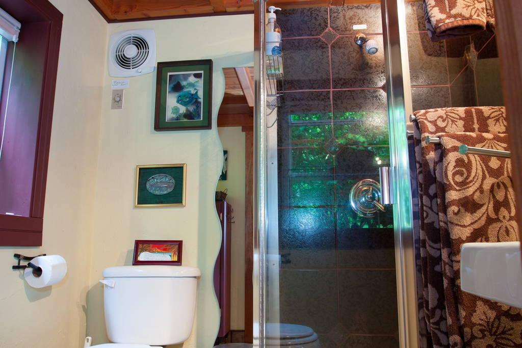 ห้องน้ำ บ้านหลังเล็ก