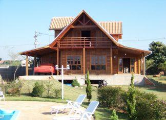บ้านไม้ชั้นครึ่ง และบ้านไม้สองชั้น สวยงามมีเสน่ห์