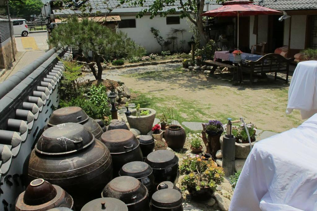 บ้าน สวน สไตล์เกาหลี แบบบ้านตามวิถีชีวิตดั้งเดิมสมัยก่อน