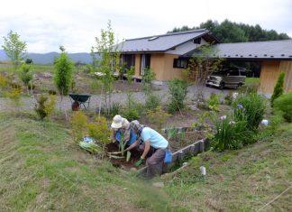 แบบบ้านพอเพียง ทำสวนปลูกผักใช้ชีวิตในชนบท จากญี่ปุ่น