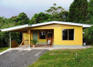 บ้านบรรยากาศอบอุ่น เรียบง่าย มีสวนหลังบ้าน