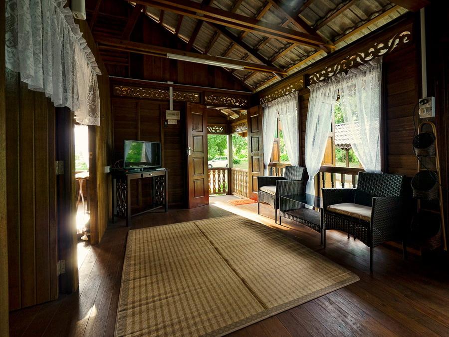 บ้านไม้ยกพื้น เสน่ห์บ้านแบบดั้งเดิม จากเกาะลังกาวี มาเลย์