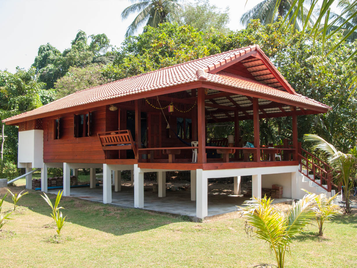 10 for Small house design thailand