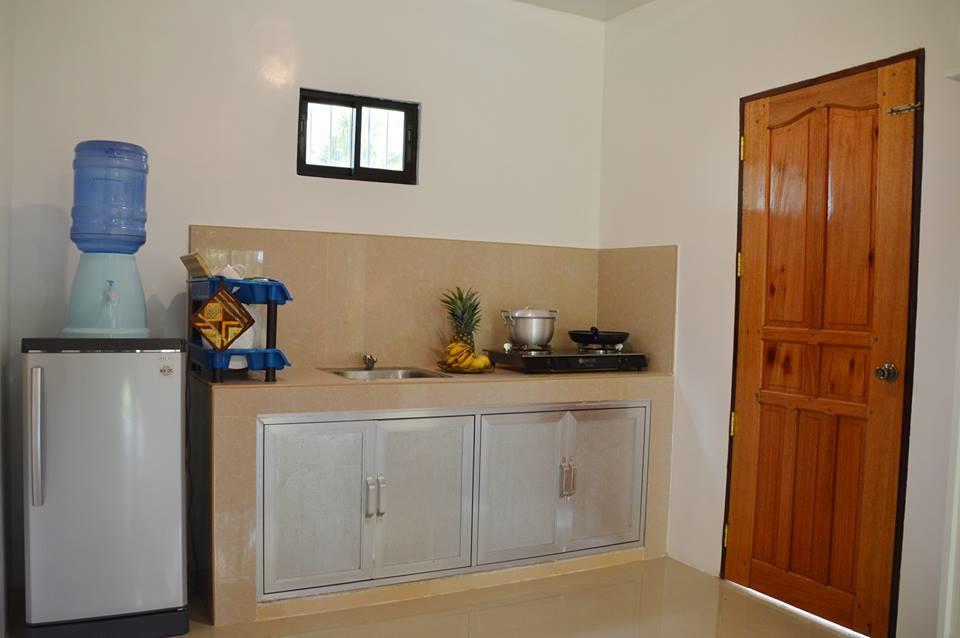 ห้องครัว บ้านหลังเล็ก